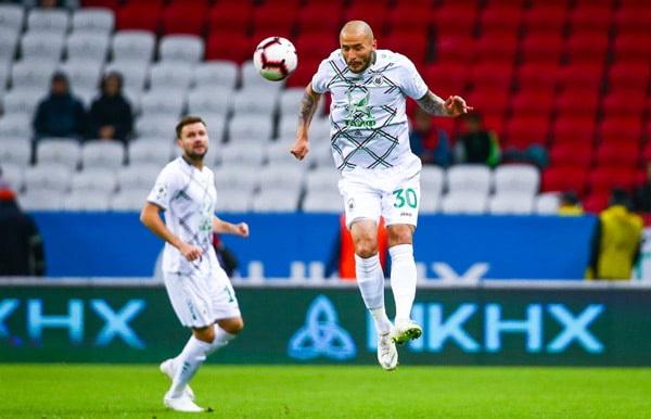 Казанский «Рубин» одержал победу в матче с «Уралом» из Екатеринбурга