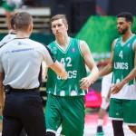 Казанский «УНИКС» переиграл польскую «Зелёна Гура»