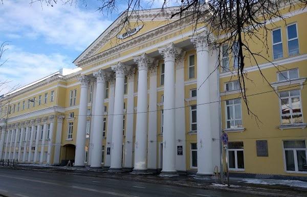 Казанский национальный исследовательский технический университет имени Туполева