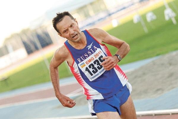 Махмут Шакиров – президент Ассоциации ветеранов легкой атлетики Казани и РТ.