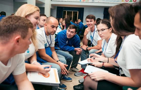 Молодёжь татарстанской Сетевой компании