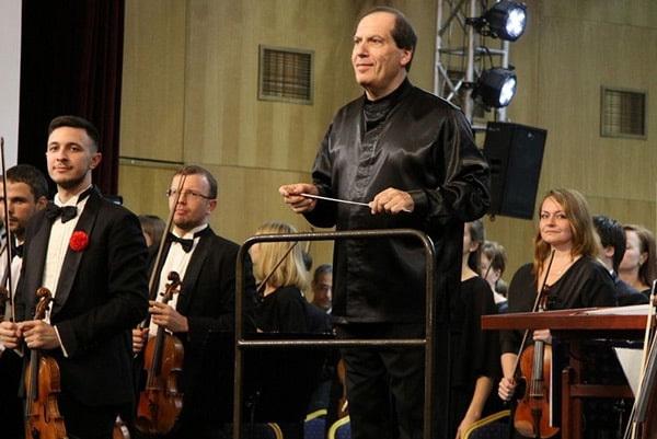 Павел Коган провел мастер-класс для студентов музыкального колледжа им. И.Аухадеева