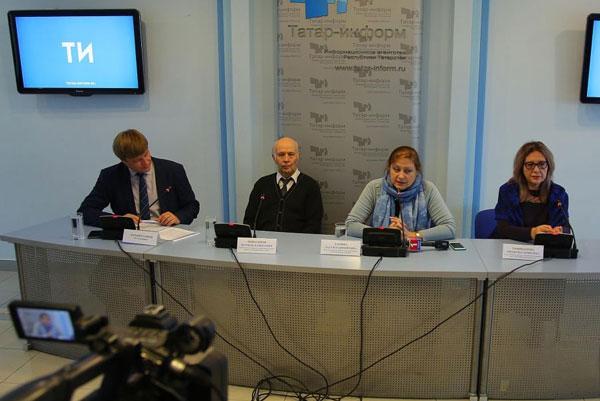 Пресс-конференция об открытии сезона программ в БКЗ им.С.Сайдашева