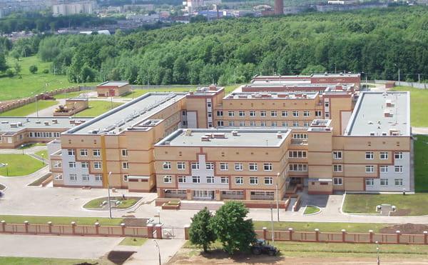 Республиканская инфекционная больница Агафонова