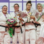 Шекерова и Бикбова – бронзовые призеры чемпионата России по дзюдо