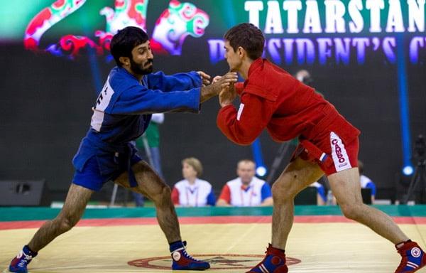 Татарстанцы завоевали 7 медалей по спортивному и боевому самбо