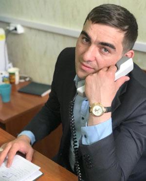 старший лейтенант полиции Турпал-Али Тепсуев работает в Казани, в отделе уголовного розыска УМВД