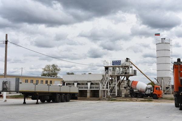 бетонный завод в Алькеевском районе