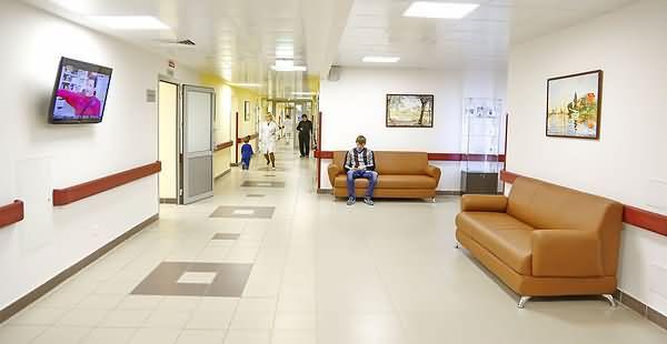 больница мкдц