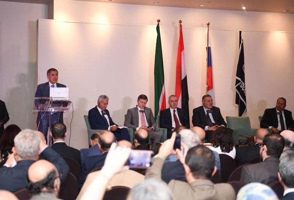 деловой форум Татарстан – Египет