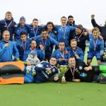 хоккеисты Динамо-Казани выиграли чемпионат страны в шестнадцатый раз2