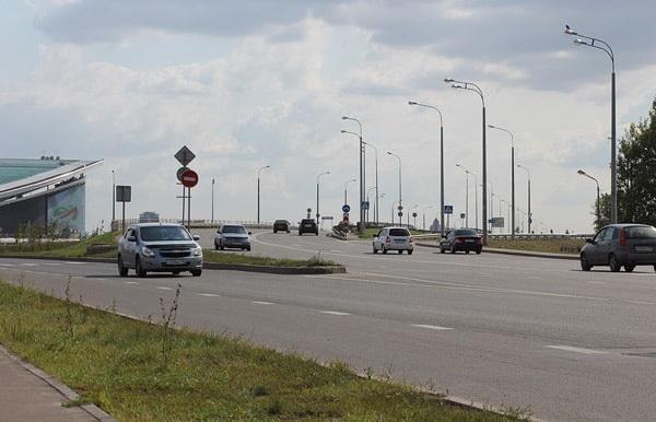 Казань заняла второе место среди крупных и средних российских городов по состоянию дорожной сети.