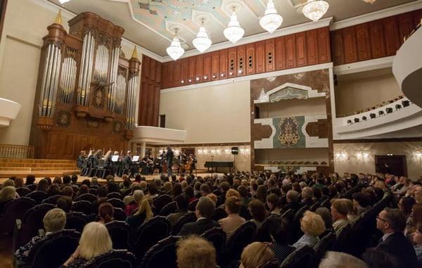 концертный зал имени С.Сайдашева