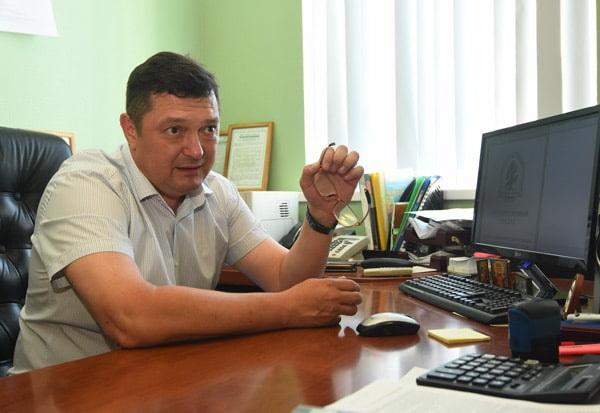 начальник отдела по экологии предприятия Андрея Смолко