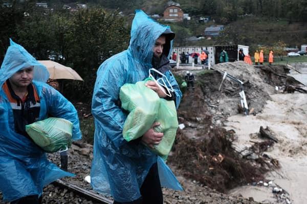 наводнение-в краснодарском крае