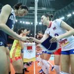 российские волейболистки не смогли выйти в Финал шести чемпионата мира
