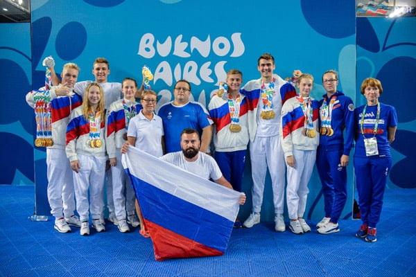 В Буэнос-Айресе завершились III юношеские Олимпийские игры