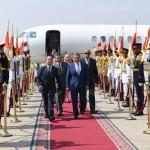 рустам минниханов прибыл в египет