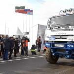 торжественное открытие трёх участков автомобильной дороги М-7 «Волга» от Казани до Набережных Челнов