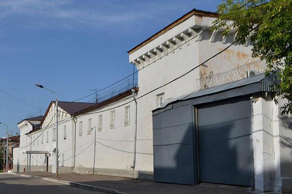 Тюремный замок станет музеем