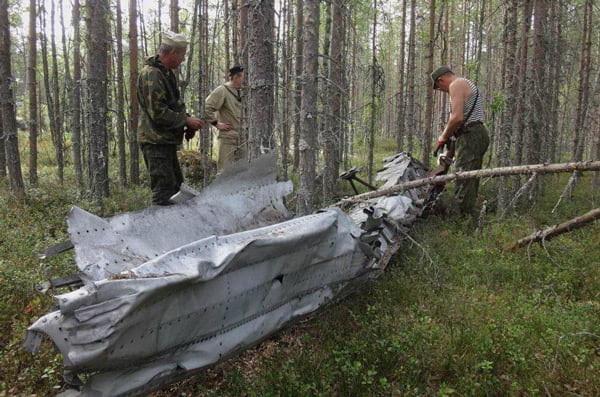 восстанавливают легендарный самолёт Пе-2