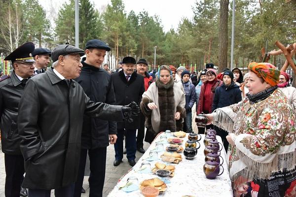 Альметьевск_Пресс-служба Госсовета