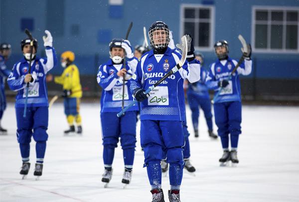 Хоккей-с-мячом-динамо-казань