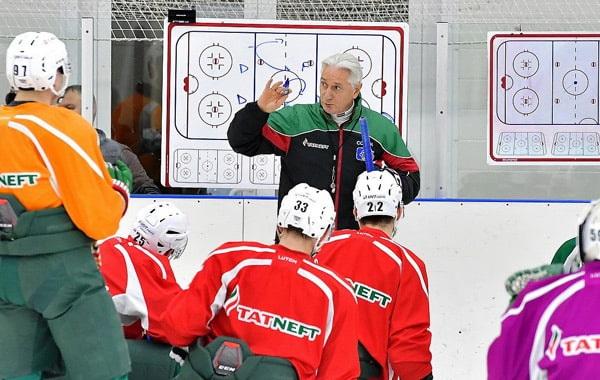 Хоккейный клуб «Ак барс» объявил о старте акции «Зелёный ноябрь»