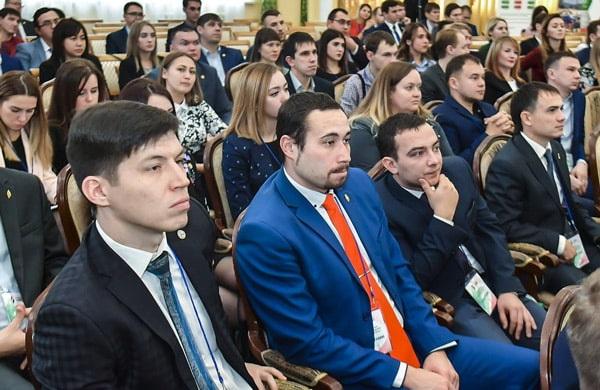 Конференция молодых лидеров «Татнефти»