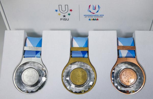 Медали Универсиады