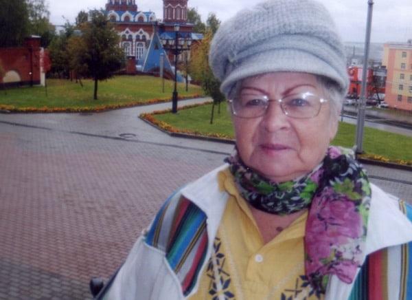Нина Овсянникова