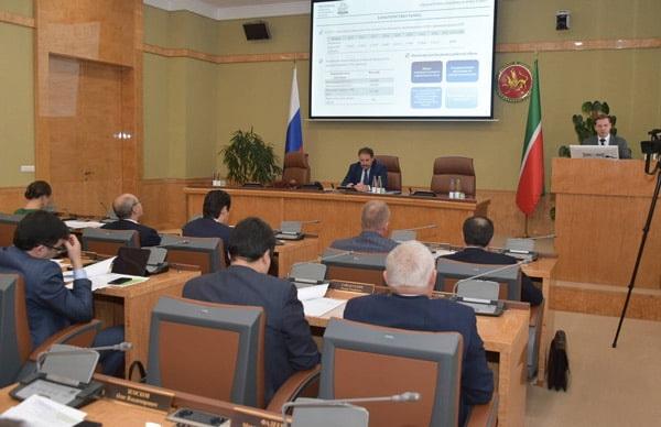 Совместное заседание Инвестиционного совета РТ