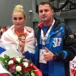 Татарстанские тхэквондистки завоевали «серебро»