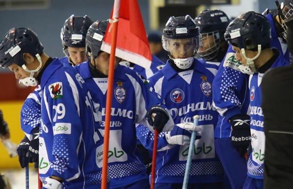 динамо-казань-хоккей с мячом