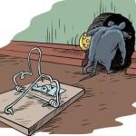 karikatura-silnyy-mysh_(valentin-dubinin)_22398