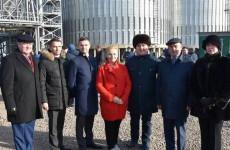 самый большой в Приволжском федеральном округе элеваторный комплекс