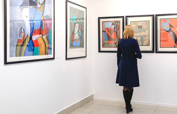Шемякин-выставка