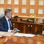 Совещание с губернаторами регионов Ассоциации инновационных регионов России