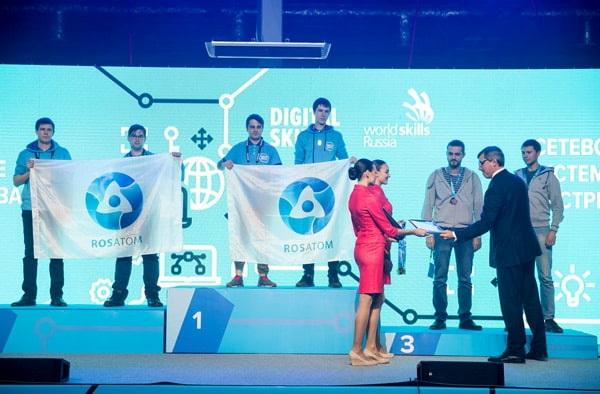 В Казани отметили победителей чемпионата DigitalSkills