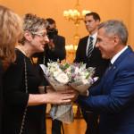 Встреча-с-Министром-промышленности-и-торговли-Чешской-Республики-Мартой-Новаковой