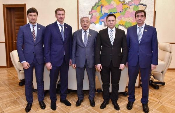 делегация-кемеровской области