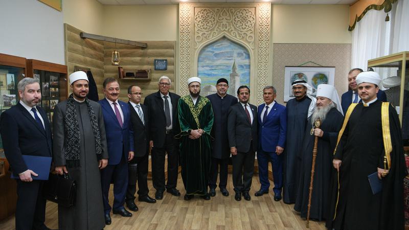 минниханов исламский институт