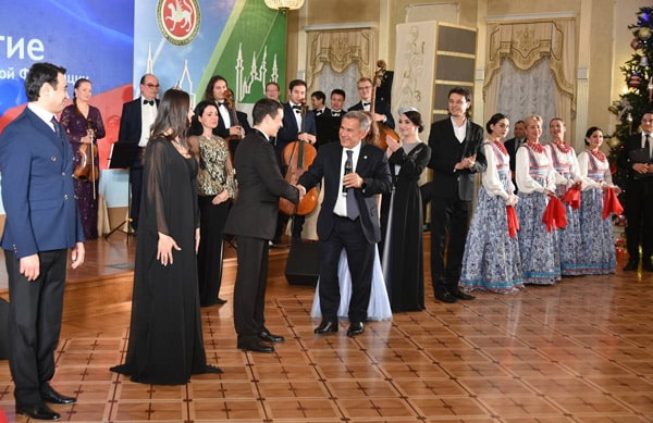 прием-по случаю 25-летия Конституции Российской Федерации