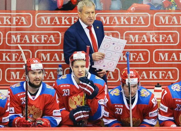 сборная России стала победителем Кубка Люцерна