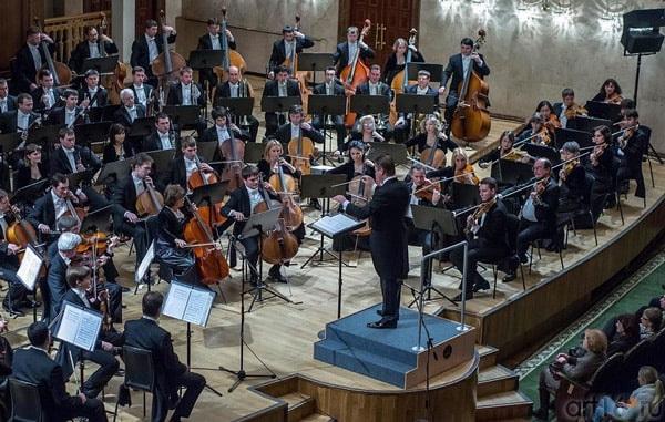 симфонический-оркестр