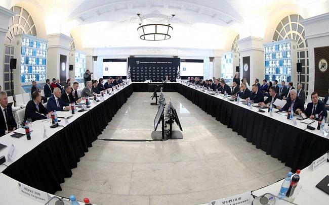 совещание руководителей и генеральных менеджеров клубов КХЛ