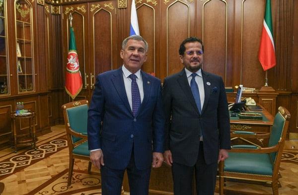 встреча-с послом арабских эмиратов