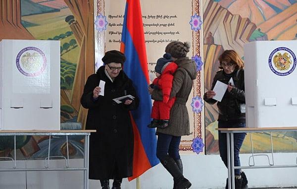 выборы-в армении