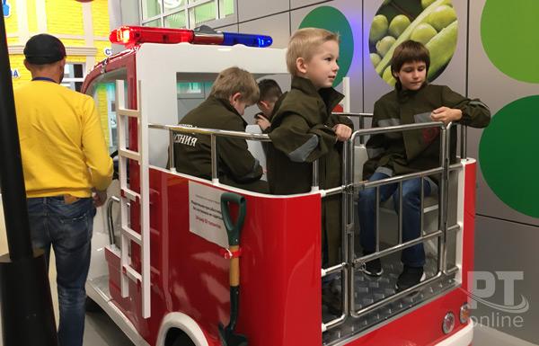 юные-пожарные