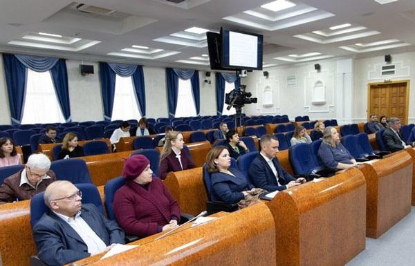 заседание министерства культуры